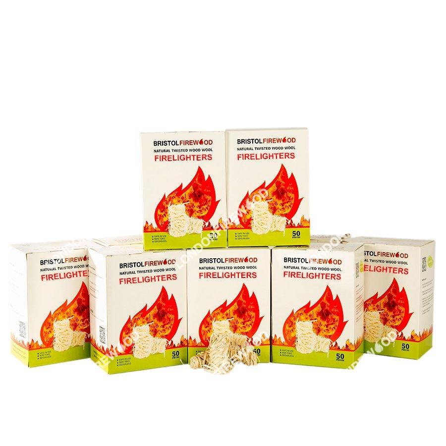10 firelighters