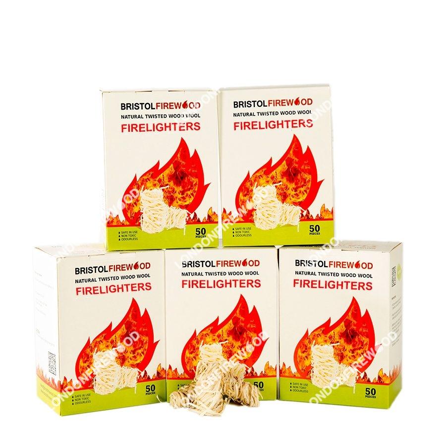 5 firelighters